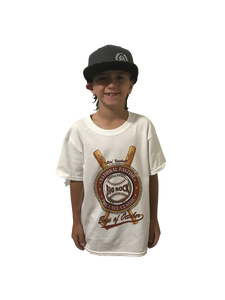 Kids Value Rock Short Sleeve Americas Pastime Baseball