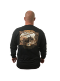 Long Sleeve Prime Bull (Not a Big Rock Brand Shirt. Fit is like standard Tee)