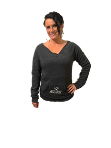 Ladies MDF Maniac Eco-Fleece Sweatshirt