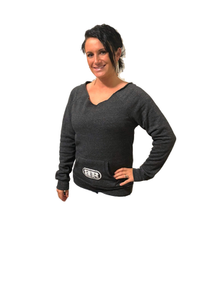 Ladies Maniac Eco-Fleece Sweatshirt