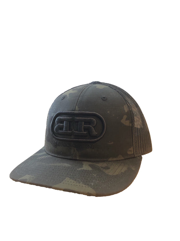Hat-Multicam Trucker