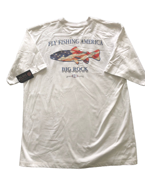 Vintage Rock Fly Fishing America