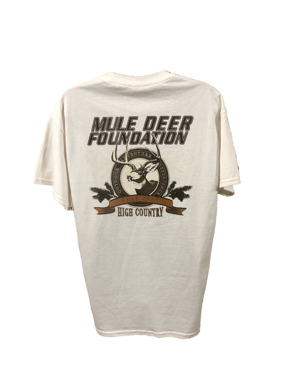 MDF T-shirt-High Country