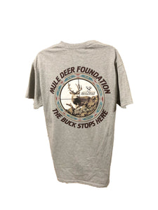 MDF T-shirt-Buck stops here
