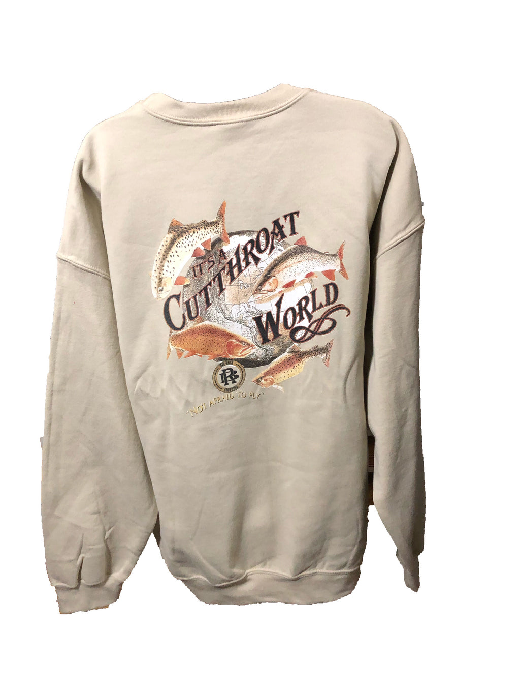 Sweatshirt- Cutthroat World