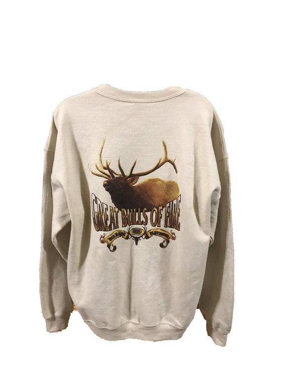 Sweatshirt-MDF Great Bulls of Fire