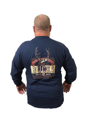 Long Sleeve New Monster Muley ( Fit is like standard Tee)
