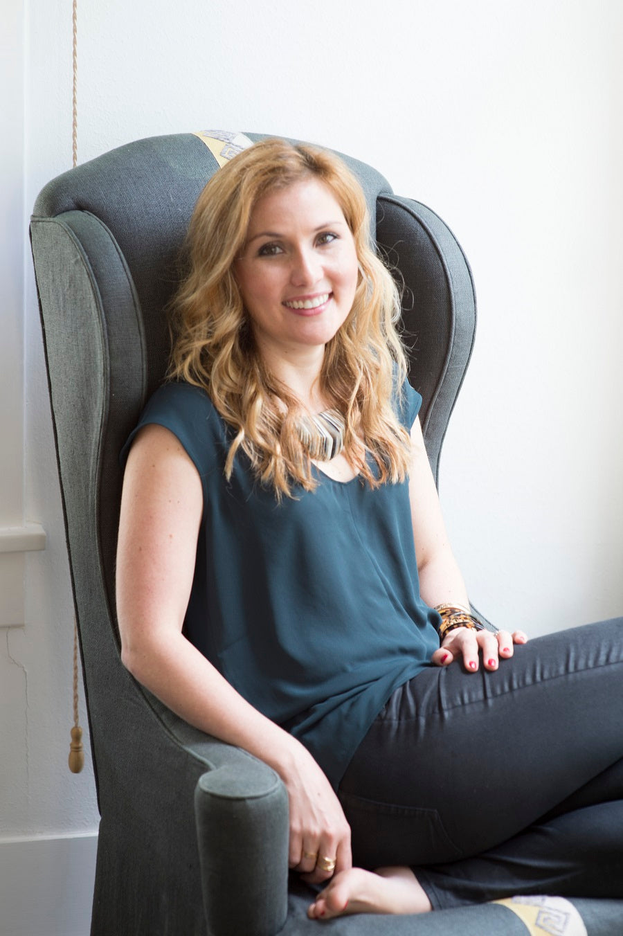 MEG LONERGAN: a day in the life of a passionate interior designer