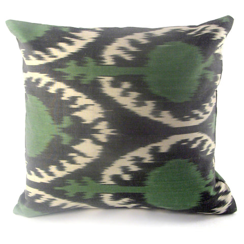 Zeytin Ikat Pillow