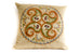 Pure Silk Motion Suzani Pillow