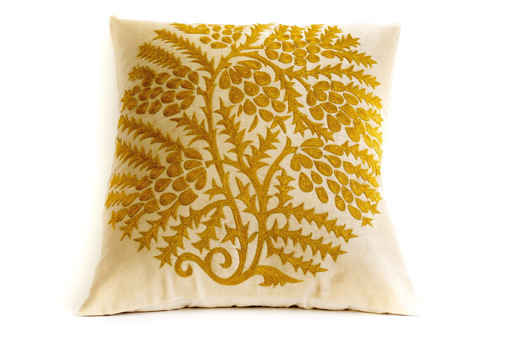 Olivia Suzani Pillow