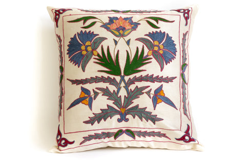 Unity Suzani Pillow