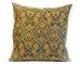 Pure Silk Jardin Jacquard Pillow