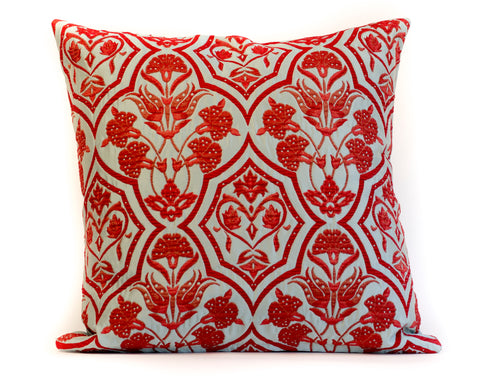 Jardin Jacquard Pillow