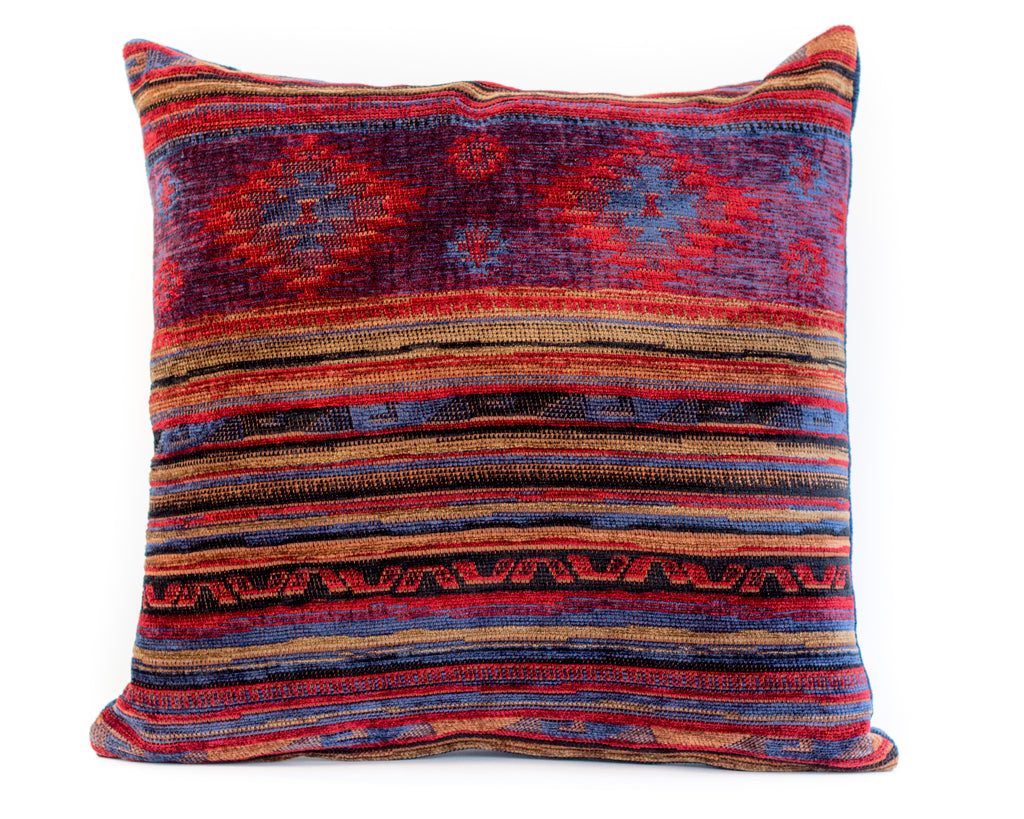 Pure Silk Sentier Jacquard Pillow