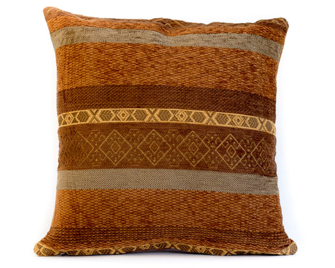 Losange Jacquard Pillow