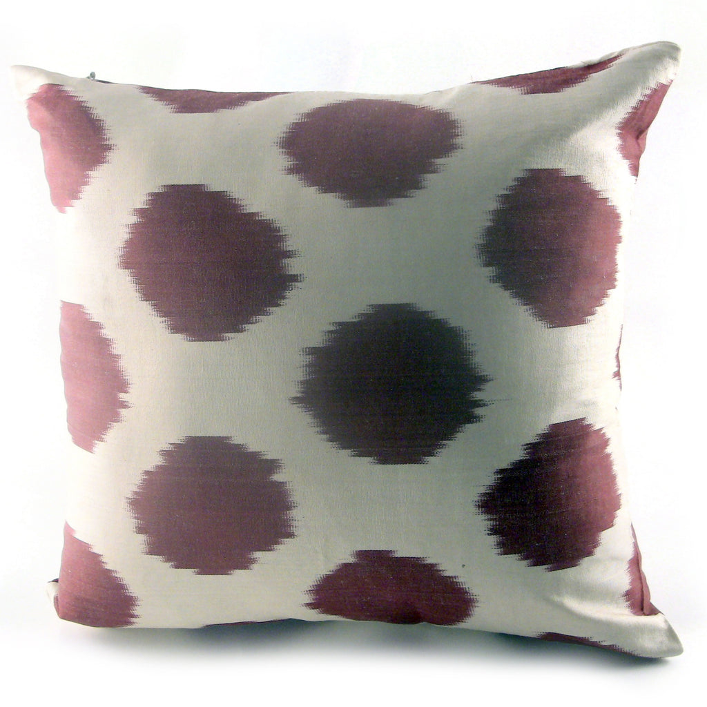 Nokta Ikat Pillow