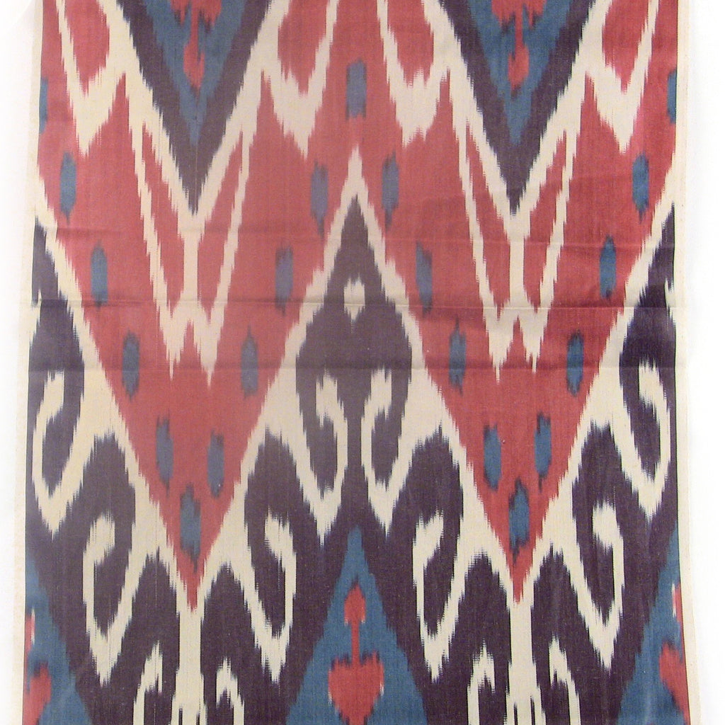 Tepe Ikat Fabric