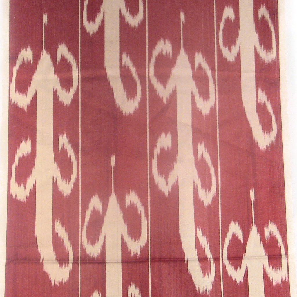 Akrep Ikat Fabric
