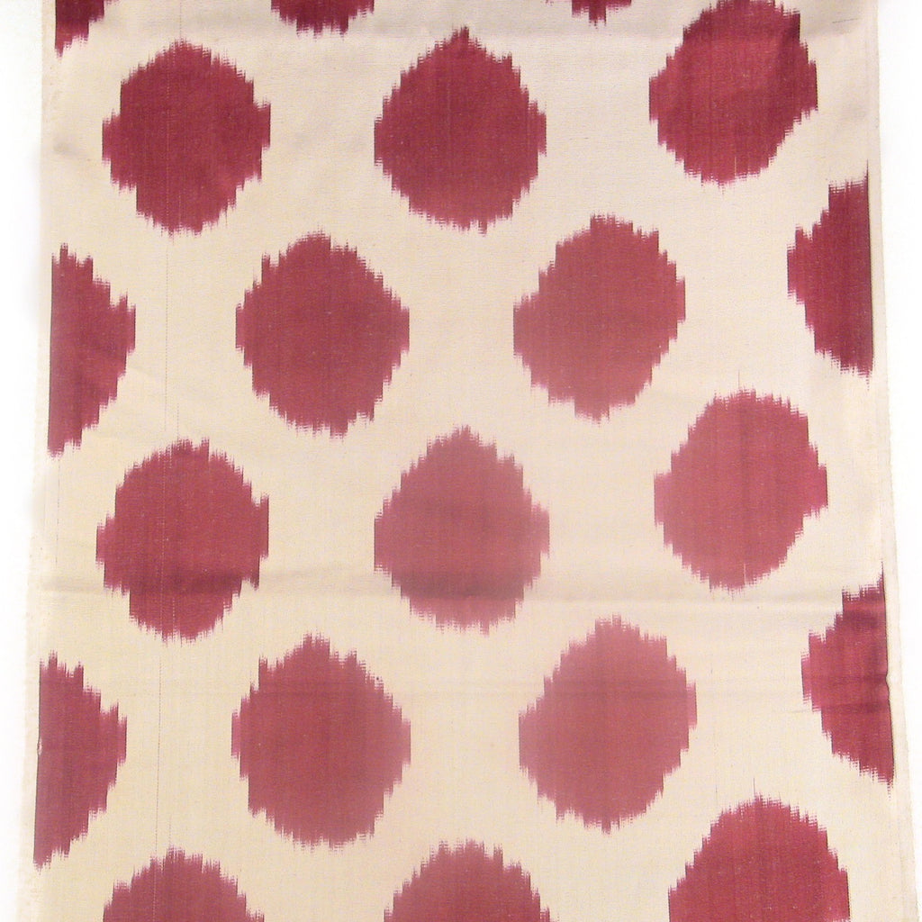 Nokta Ikat Fabric