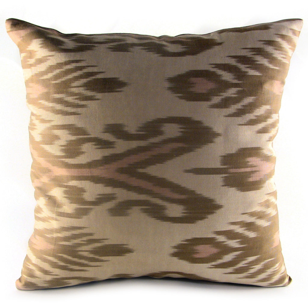 Chift Ikat Pillow