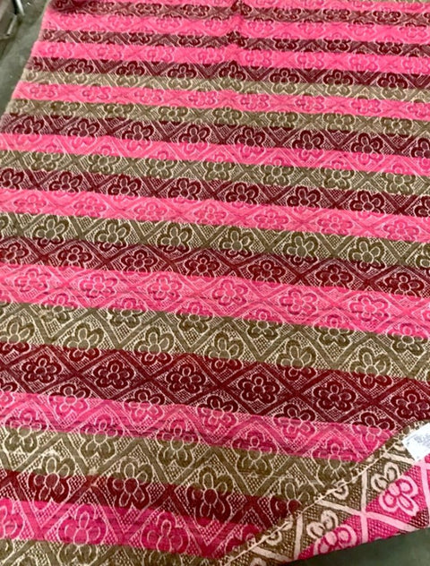 "New Handwoven 100% Cotton Anatolian Kilim 4'7"" X 8'"