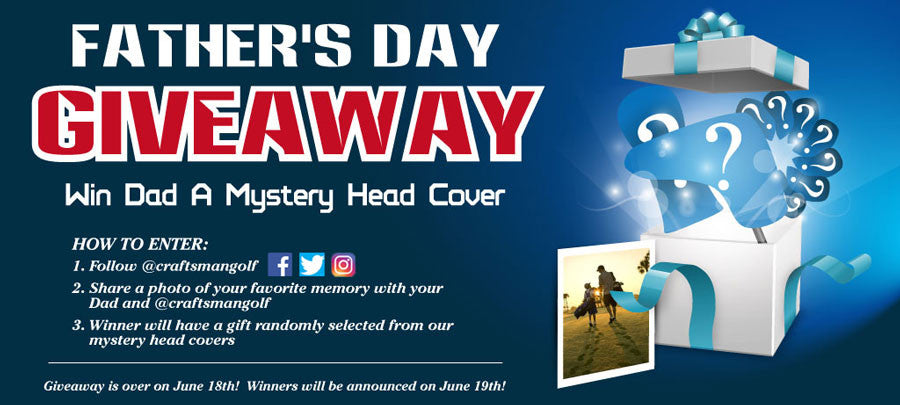Father's Day Giveaway - Win for Dad!