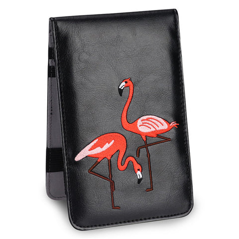 Flamingo Scorecard & Yardage Book Holder