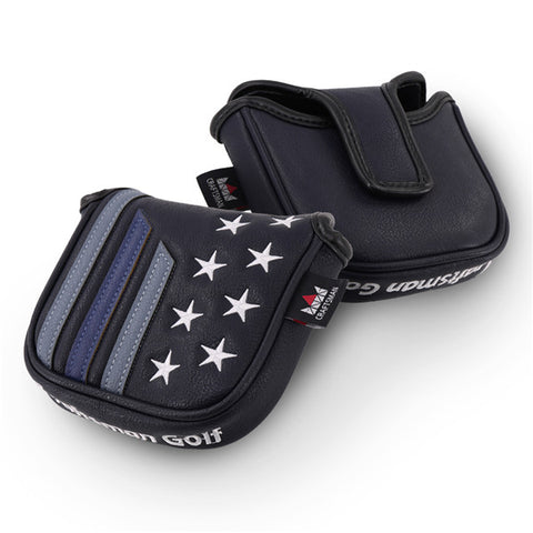 Stars&Stripes Large Mallet Putter Headcover