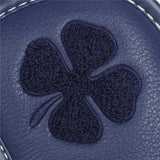 Soft Plushed Lucky Clover Embroidery Iron Headcovers Set (3-9 P A S L)
