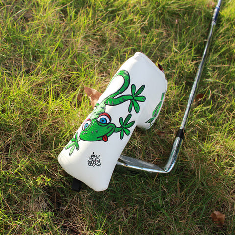 Gecko Blade Putter Head Cover
