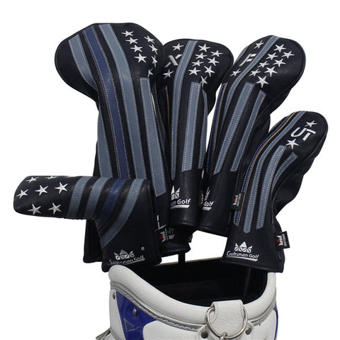 Stars&Stripes Blade Putter Headcover