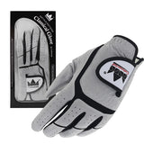 2019 Men Worn on Left Hand Microfiber Leather Golf Glove - CraftsmanGolf
