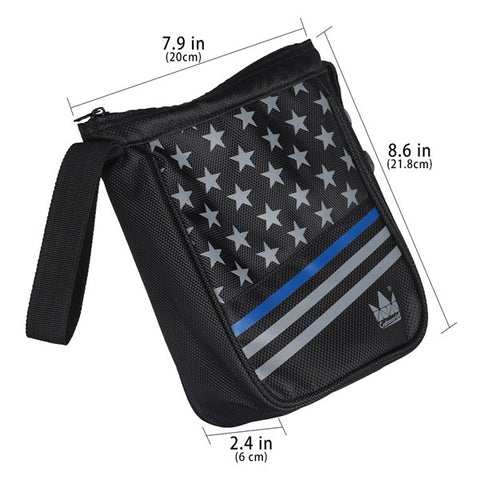 Golf Accessories Portable Waterproof Zippered Pouch - CraftsmanGolf