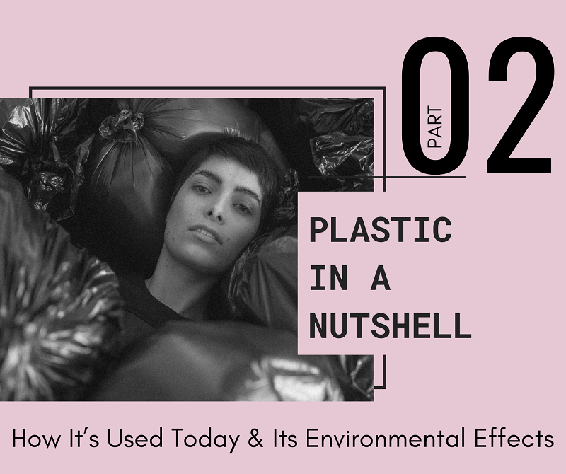 Plastic in a Nutshell Part 2: How It's Used Today & Its Environmental Effects