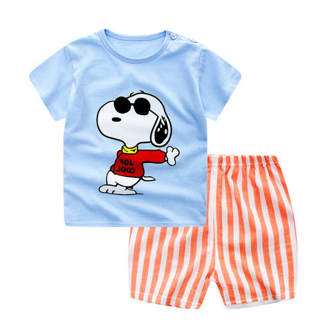 Baby Boy Clothes Summer 2016 Newborn Baby Boys Clothes Set Cotton