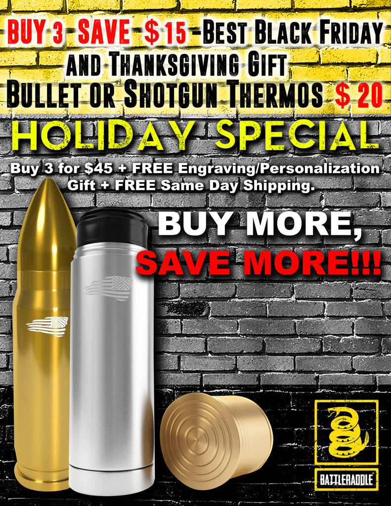 Buy 3 Save $15 -Best Black Friday and Thanksgiving Gift!