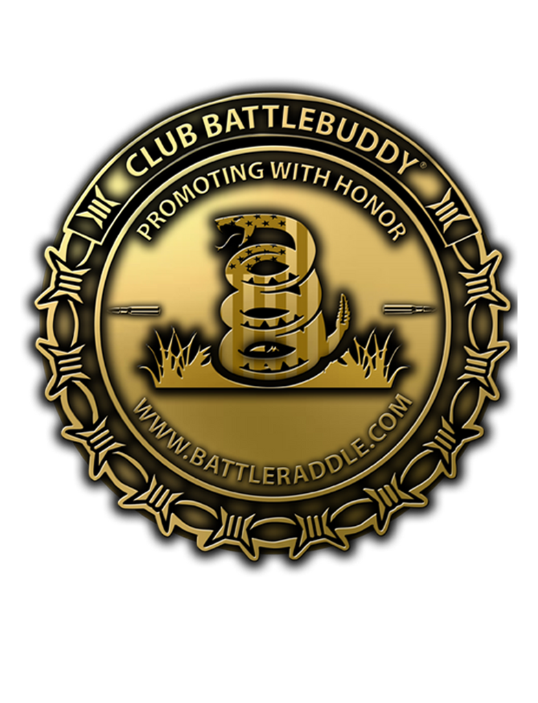 Check out Club Battlebuddy Monthly Subscription Box 🎁👕🇺🇸