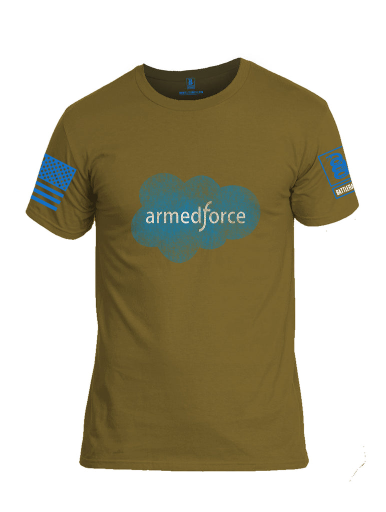 Battleraddle Armedforce Men Cotton Crew Neck T-Shirt