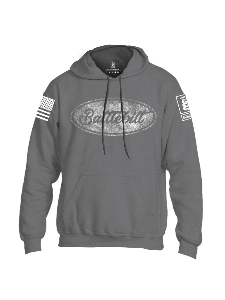 Battleraddle Battlebilt  Uni Cotton Blended Hoodie With Pockets