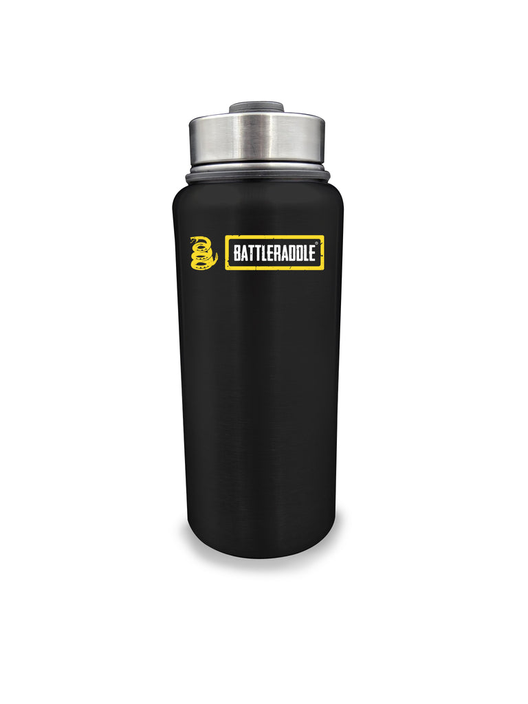 Battleraddle Superpatriot Stainless Steel Gym Hydro Flask Horizontal Original Logo