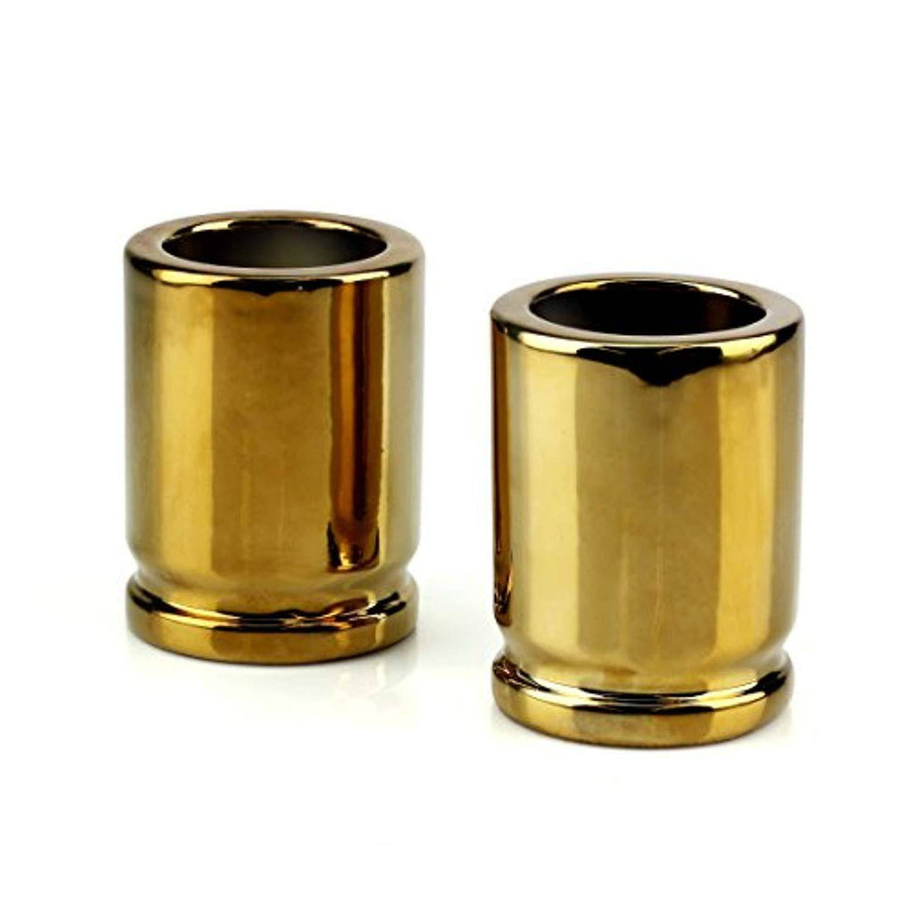 Battleraddle Bullet 50 Caliber Shot Glass Casings Set of 2 shirt|custom|veterans|.50 Caliber Shotgun Glass