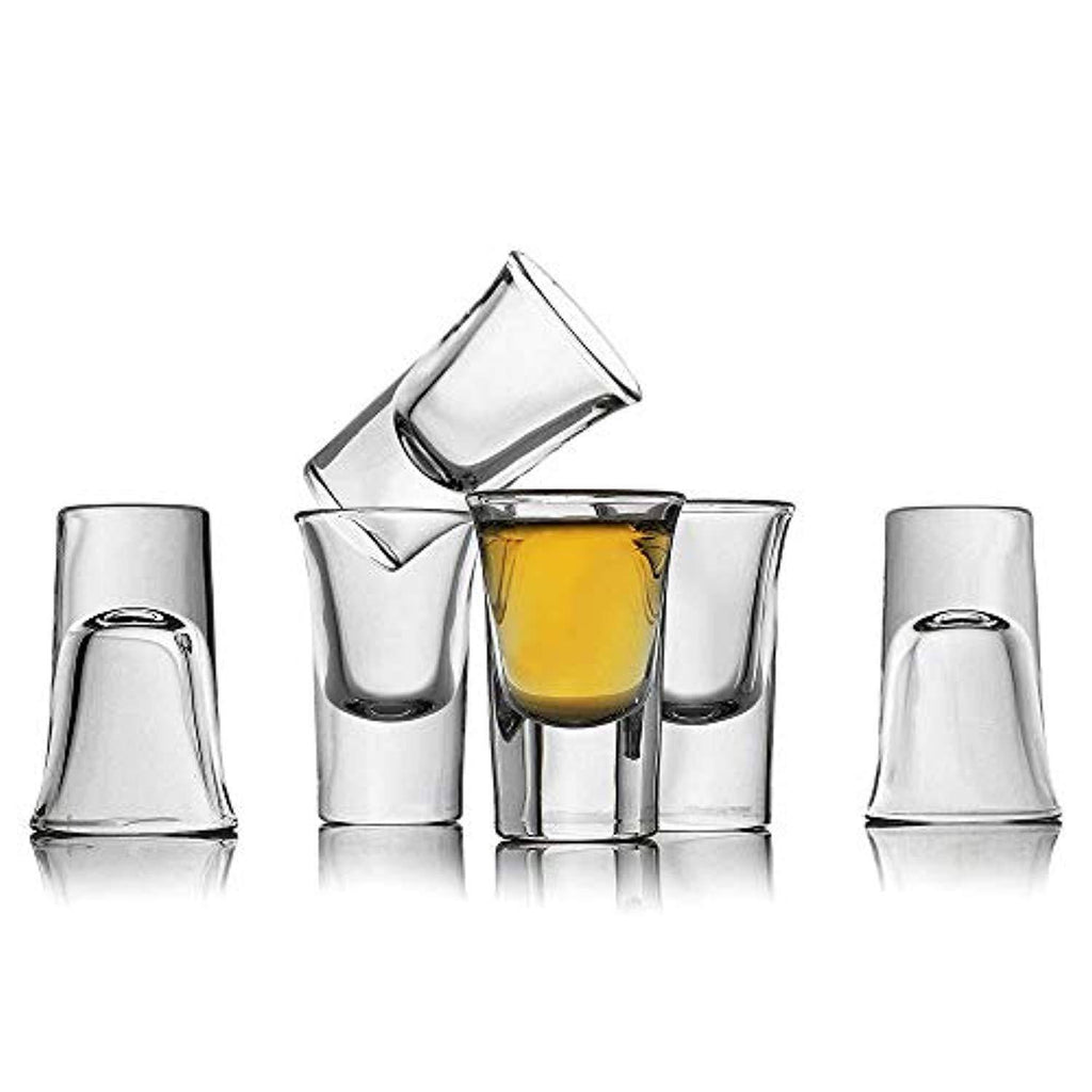 Battleraddle 0.9 oz Shot Glass Set of 6 shirt|custom|veterans|DSI