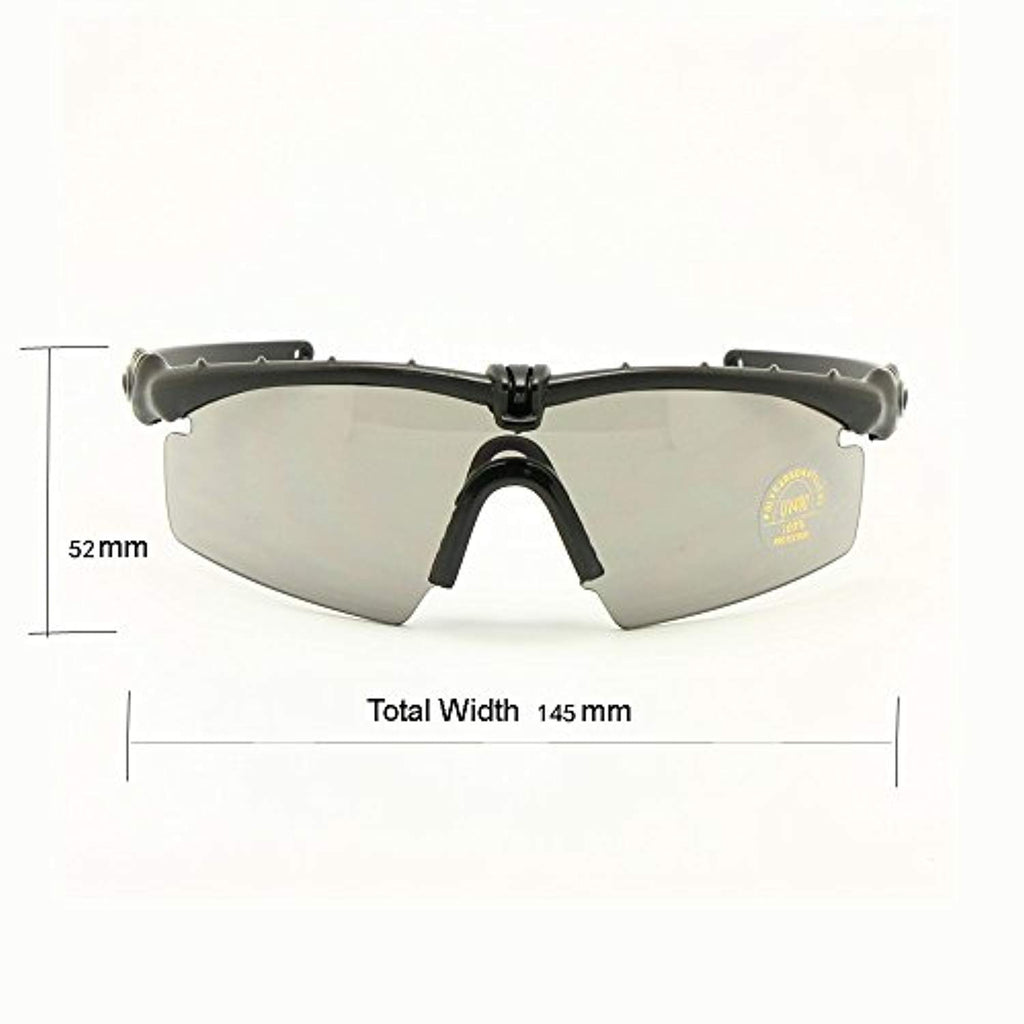 Battleraddle Tactical Polarized Lens Sunglasses