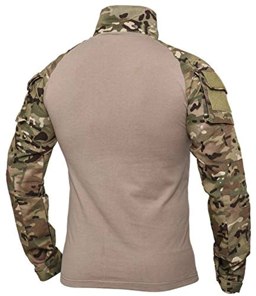 Battleraddle Airsoft Military Tactical Longsleeves Shirt shirt|custom|veterans|