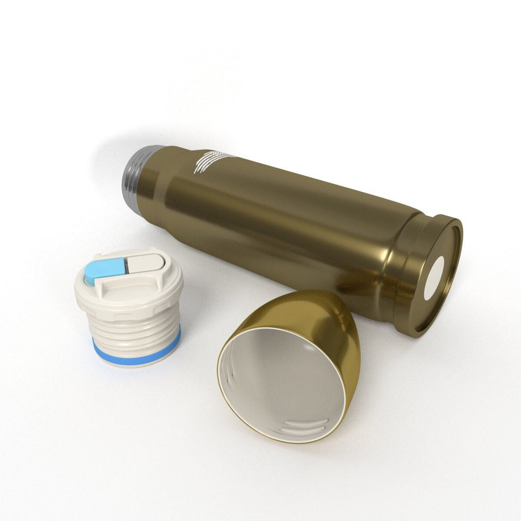 Battleraddle Hot/Cold Coffee Thermos