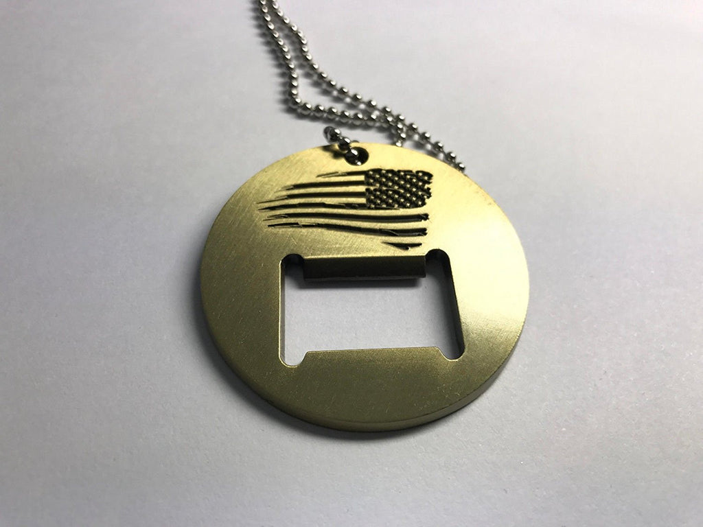 products military tag necklace i fibrillation jewelry afib dog atrial have gadow