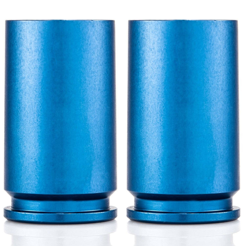 Battleraddle 30MM A-10 Cannon Shell Shot Glass in Aluminum - Set of 2