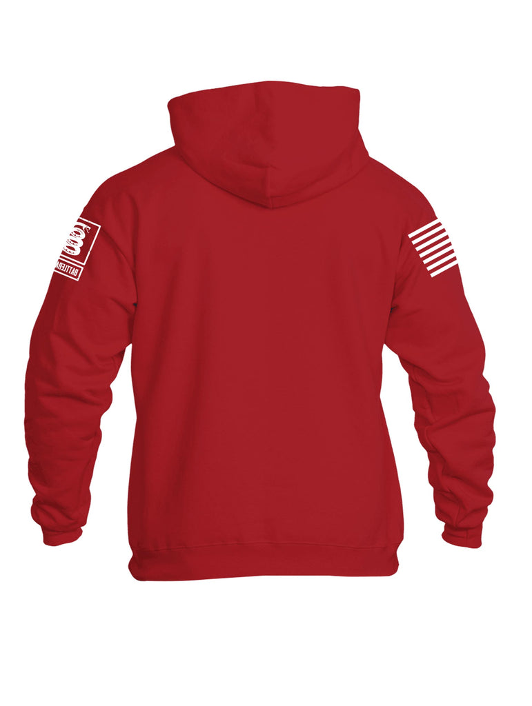 Battleraddle If You Serve Our Nation Thank You Mens Cotton Pullover Hoodie With Pockets