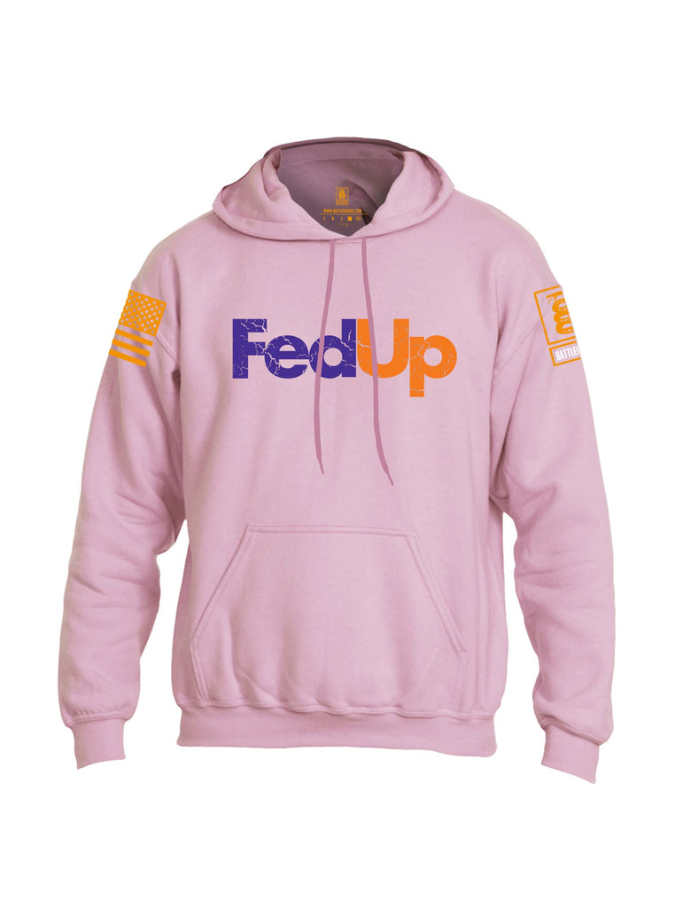 Battleraddle FedUp V2 Mens Blended Hoodie